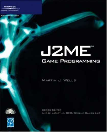 Programming Books - J2ME Game Programming (Game Development)