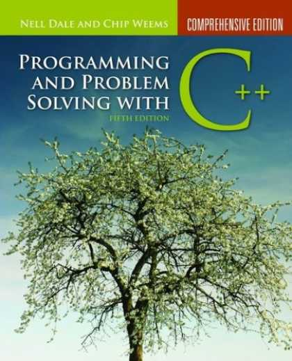 Programming Books - Programming and Problem Solving with C++: Comprehensive Edition