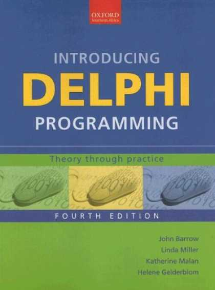 Programming Books - Introducing Delphi Programming: Theory through Practice