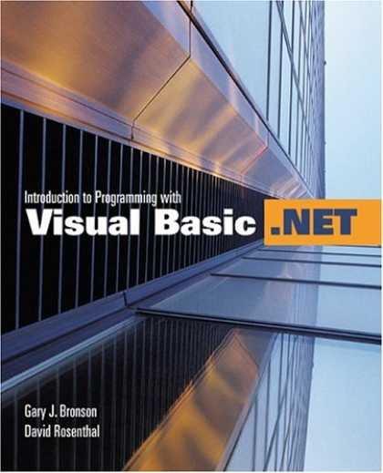Programming Books - Introduction To Programming with Visual Basic .net