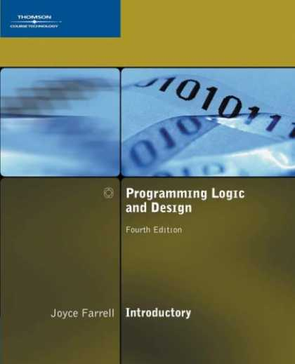 Programming Books - Programming Logic and Design, Introductory, Fourth Edition