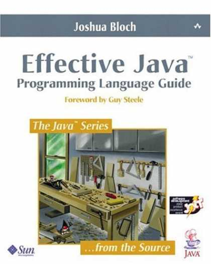 Programming Books - Effective Java: Programming Language Guide (Java Series)