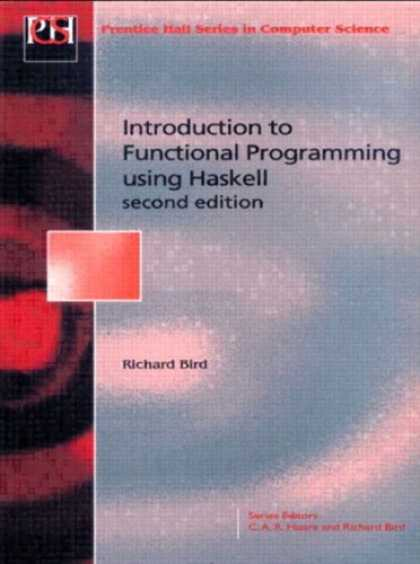 Programming Books - Introduction to Functional Programming using Haskell (2nd Edition)
