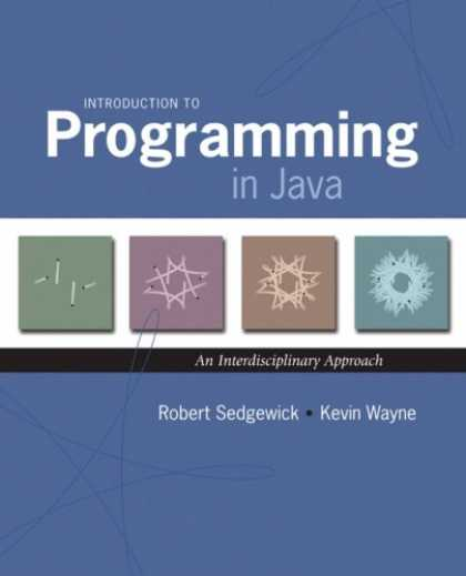 Programming Books - Introduction to Programming in Java: An Interdisciplinary Approach