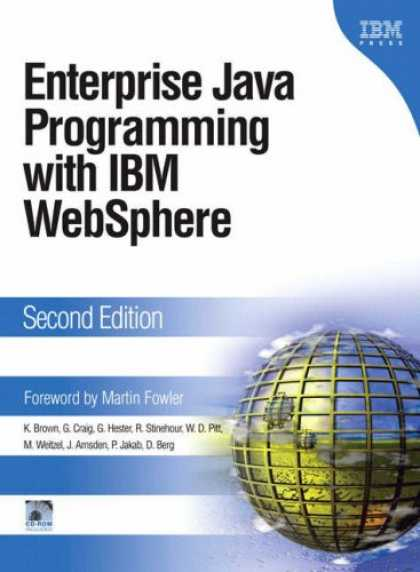 Programming Books - Enterprise Java(TM) Programming with IBM(R) WebSphere(R) (2nd Edition)