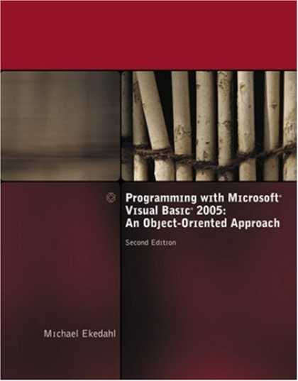 Programming Books - Programming with Microsoft Visual Basic 2005: An Object-Oriented Approach