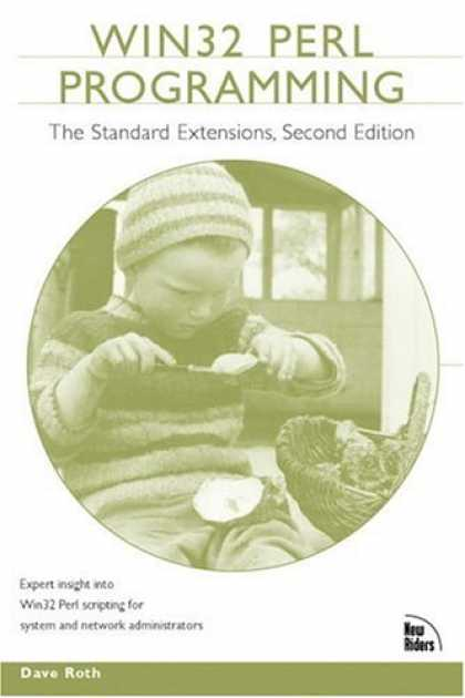 Programming Books - Win32 Perl Programming: The Standard Extensions (2nd Edition) (Circle)