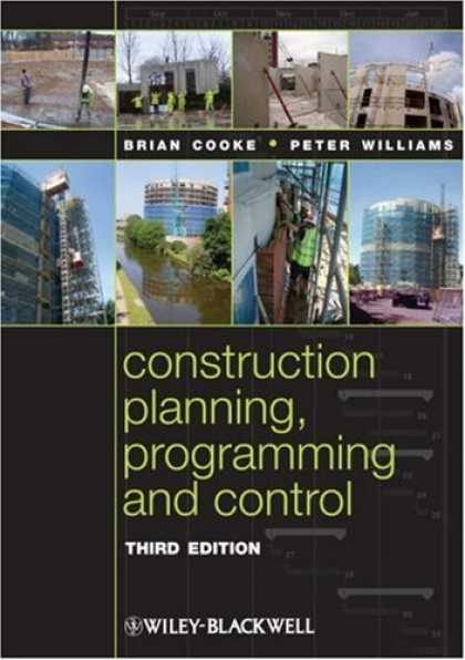 Programming Books - Construction Planning, Programming and Control