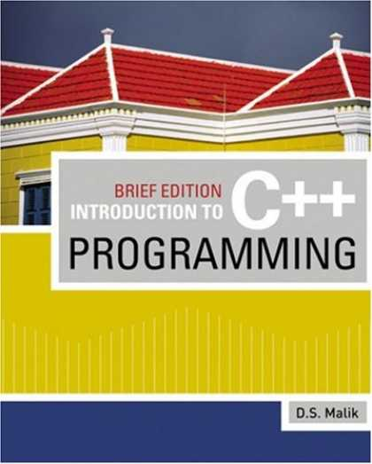 Programming Books - Introduction to C++ Programming, Brief Edition