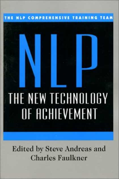 Programming Books - NLP: The New Technology of Achievement