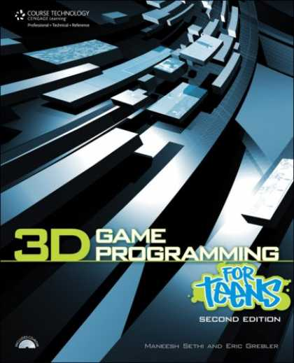 Programming Books - 3D Game Programming for Teens