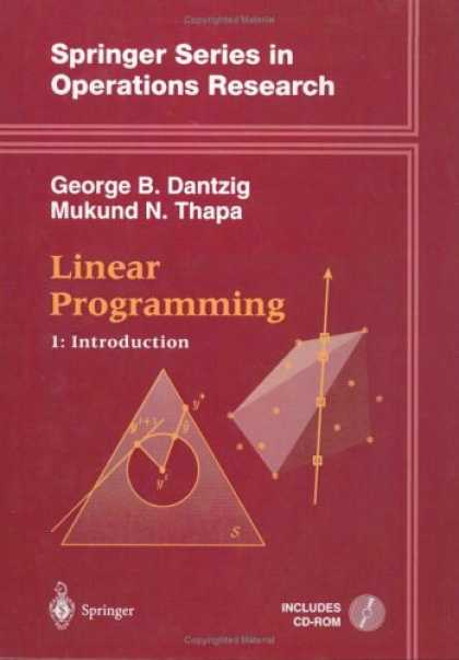 Programming Books - Linear Programming: 1: Introduction (Springer Series in Operations Research and