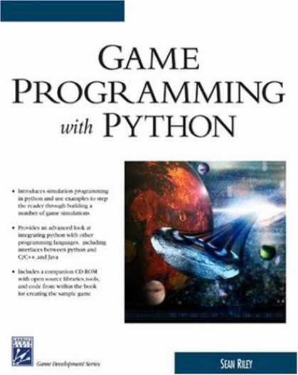 Programming Books - Game Programming With Python (Game Development Series)