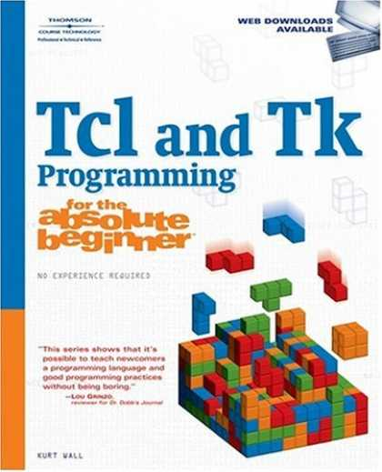 Programming Books - Tcl and Tk Programming for the Absolute Beginner