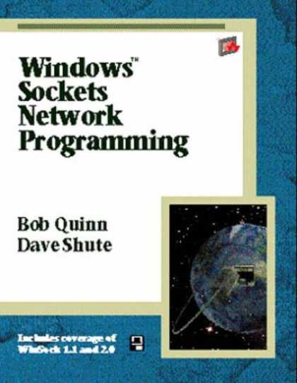 Programming Books - Windows Sockets Network Programming (Addison-Wesley Advanced Windows Series)