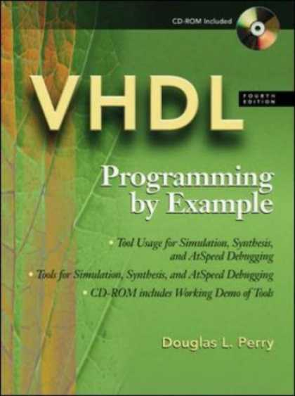 Programming Books - VHDL : Programming By Example