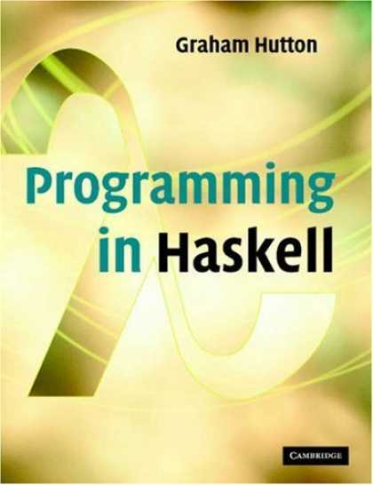Programming Books - Programming in Haskell