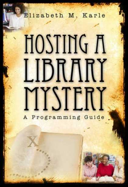 Programming Books - Hosting a Library Mystery: A Programming Guide