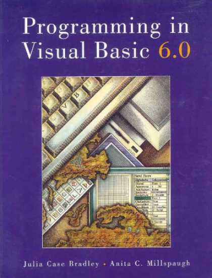 Programming Books - Programming in Visual Basic 6.0 with Working Model CD-ROM