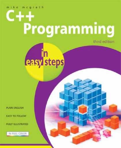 Programming Books - C++ Programming In Easy Steps