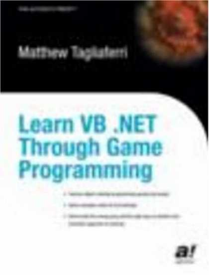 Programming Books - Learn VB .NET Through Game Programming