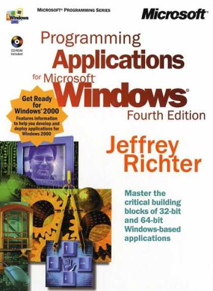 Programming Books - Programming Applications for Microsoft Windows (Dv-Mps General)