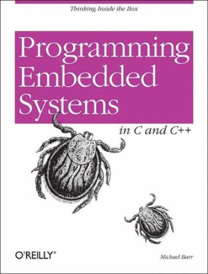 Programming Books - Programming Embedded Systems in C and C ++