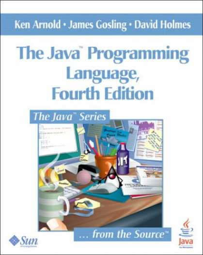 Programming Books - Java(TM) Programming Language, The (4th Edition) (Java Series)