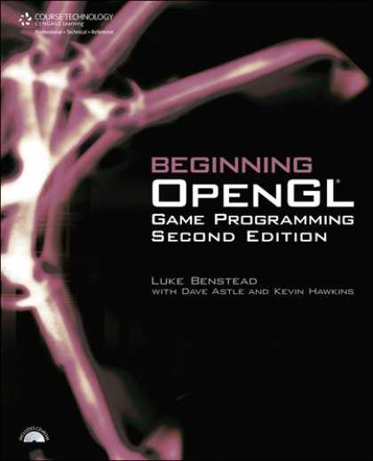 Programming Books - Beginning OpenGL Game Programming
