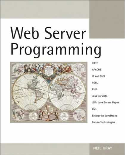 Programming Books - Web Server Programming