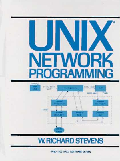 Programming Books - UNIX Network Programming