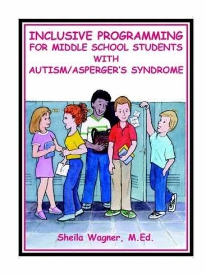 Programming Books - Inclusive Programming for Middle School Students with Autism/Asperger's Syndrome
