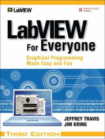 Programming Books - LabVIEW for Everyone: Graphical Programming Made Easy and Fun (3rd Edition) (Nat