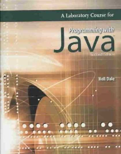 Programming Books - A Laboratory Course for Programming with Java