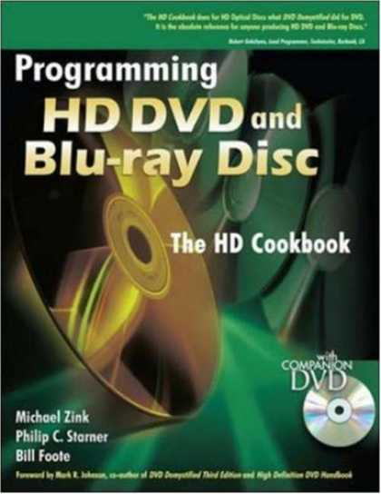 Programming Books - Programming HD DVD and Blu-ray Disc
