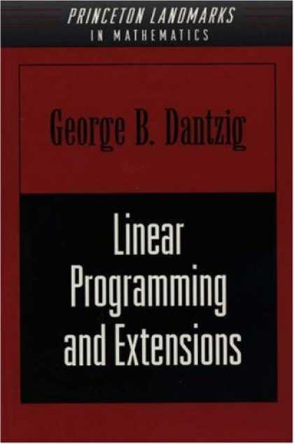 Programming Books - Linear Programming and Extensions
