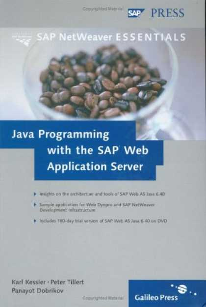 Programming Books - JAVA Programming With the SAP Web Application Server