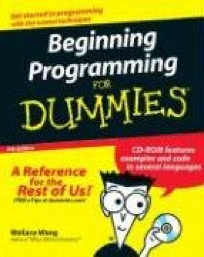 Programming Books - Beginning Programming For Dummies