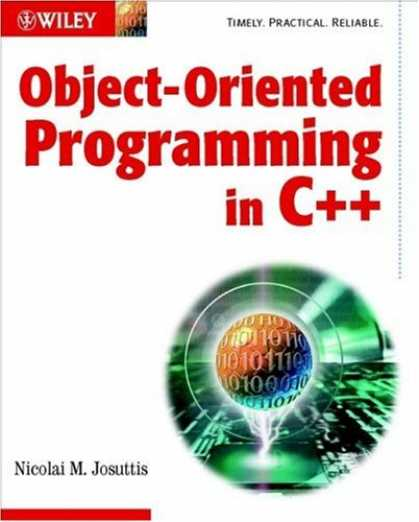 Programming Books - Object-Oriented Programming in C++