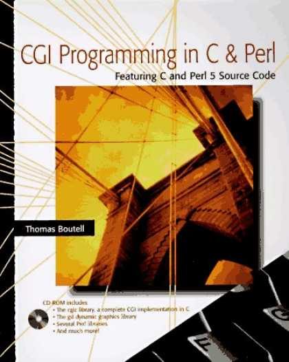 Programming Books - CGI Programming in C and Perl