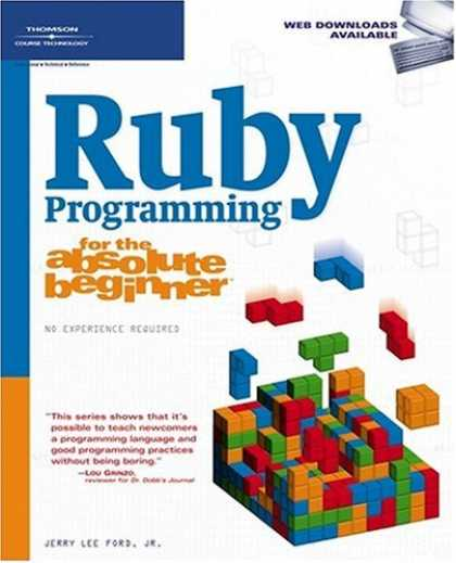 Programming Books - Ruby Programming for the Absolute Beginner