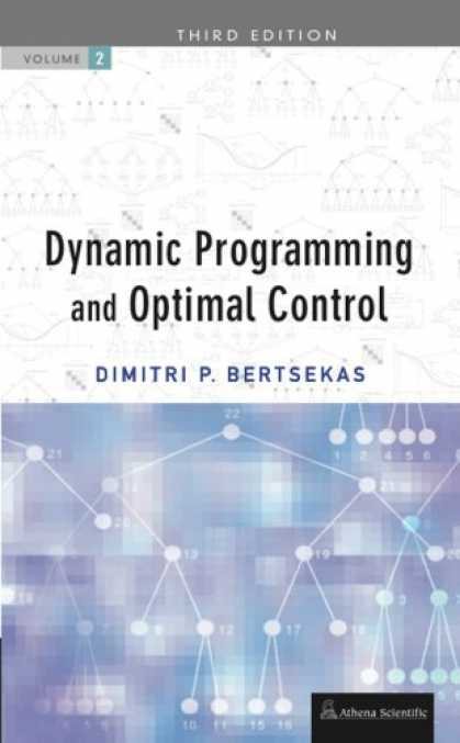 Programming Books - Dynamic Programming and Optimal Control, Vol. II