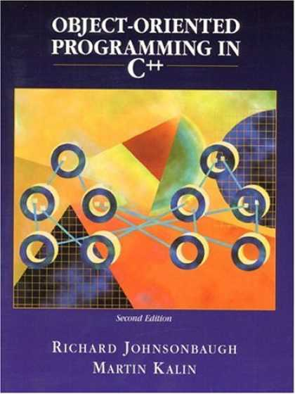 Programming Books - Object-Oriented Programming in C++ (2nd Edition)