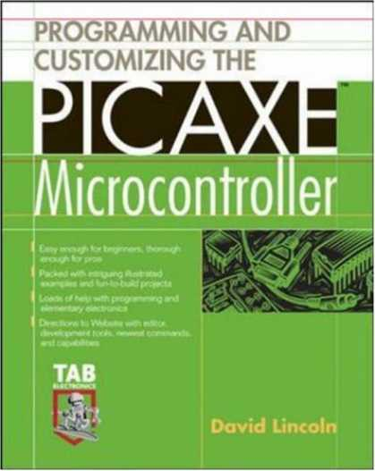 Programming Books - Programming and Customizing the PICAXE Microcontroller (McGraw-Hill Programming