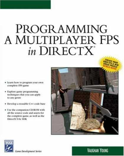 Programming Books - Programming a Multiplayer FPS in DirectX (Game Development Series)