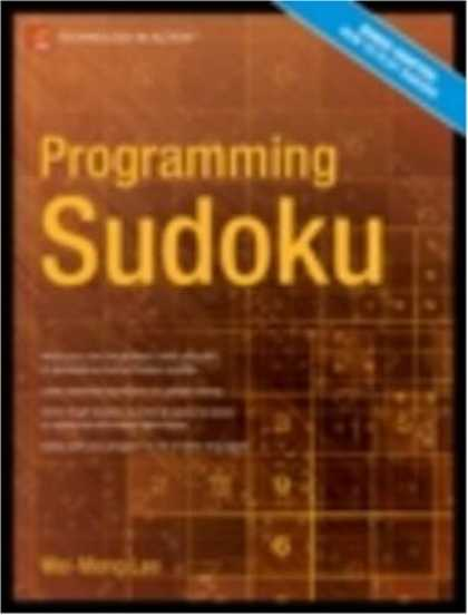 Programming Books - Programming Sudoku (Technology in Action)