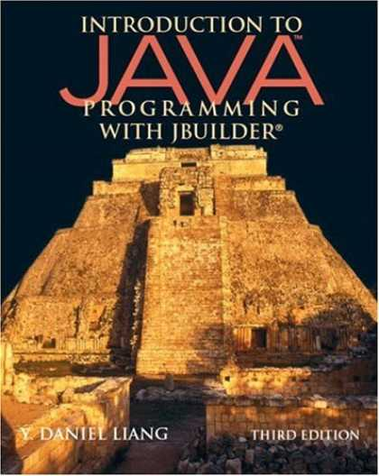Programming Books - Introduction to Java Programming with JBuilder (3rd Edition)