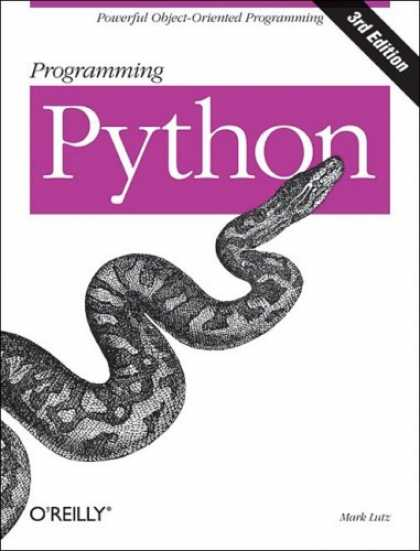 Programming Books - Programming Python