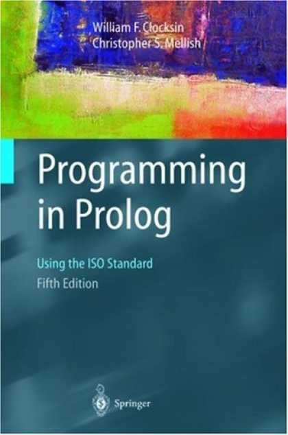 Programming Books - Programming in Prolog: Using the ISO Standard