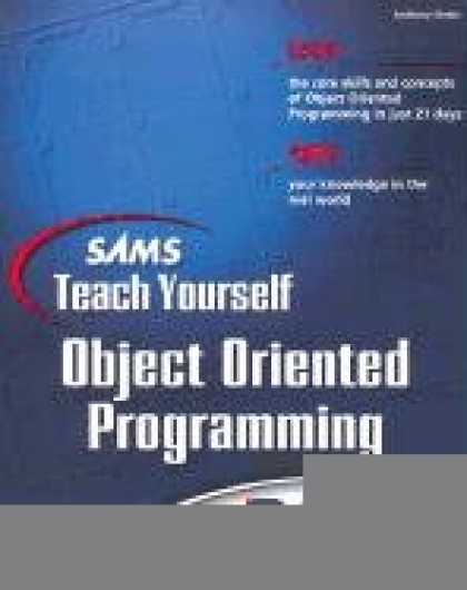 Programming Books - Sams Teach Yourself Object Oriented Programming in 21 Days